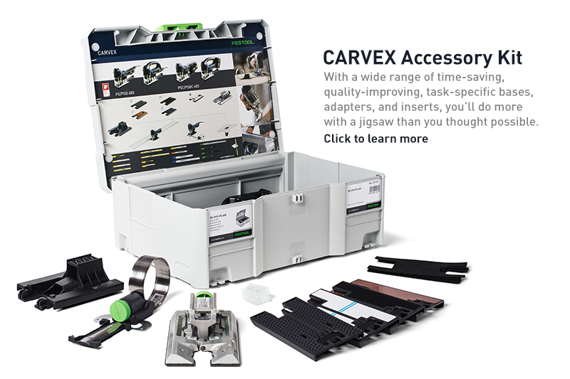 carvex accessory kit